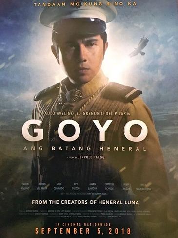 ดูหนัง Goyo The Boy General (2018) โกโย นายพลหน้าหยก ดูหนังออนไลน์ฟรี ดูหนังฟรี ดูหนังใหม่ชนโรง หนังใหม่ล่าสุด หนังแอคชั่น หนังผจญภัย หนังแอนนิเมชั่น หนัง HD ได้ที่ movie24x.com