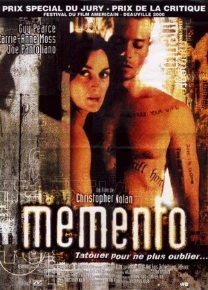ดูหนัง Memento (2000) ภาพหลอนซ่อนรอยมรณะ ดูหนังออนไลน์ฟรี ดูหนังฟรี HD ชัด ดูหนังใหม่ชนโรง หนังใหม่ล่าสุด เต็มเรื่อง มาสเตอร์ พากย์ไทย ซาวด์แทร็ก ซับไทย หนังซูม หนังแอคชั่น หนังผจญภัย หนังแอนนิเมชั่น หนัง HD ได้ที่ movie24x.com