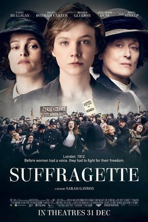 ดูหนัง Suffragette (2015) หัวใจเธอสยบโลก ดูหนังออนไลน์ฟรี ดูหนังฟรี HD ชัด ดูหนังใหม่ชนโรง หนังใหม่ล่าสุด เต็มเรื่อง มาสเตอร์ พากย์ไทย ซาวด์แทร็ก ซับไทย หนังซูม หนังแอคชั่น หนังผจญภัย หนังแอนนิเมชั่น หนัง HD ได้ที่ movie24x.com