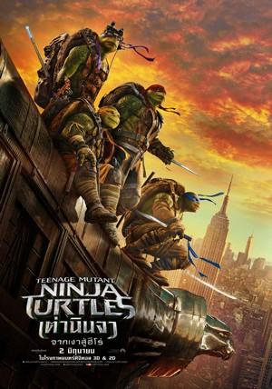 ดูหนัง Teenage Mutant Ninja Turtles 2 (2016) เต่านินจา 2 จากเงาสู่ฮีโร่ ดูหนังออนไลน์ฟรี ดูหนังฟรี HD ชัด ดูหนังใหม่ชนโรง หนังใหม่ล่าสุด เต็มเรื่อง มาสเตอร์ พากย์ไทย ซาวด์แทร็ก ซับไทย หนังซูม หนังแอคชั่น หนังผจญภัย หนังแอนนิเมชั่น หนัง HD ได้ที่ movie24x.com