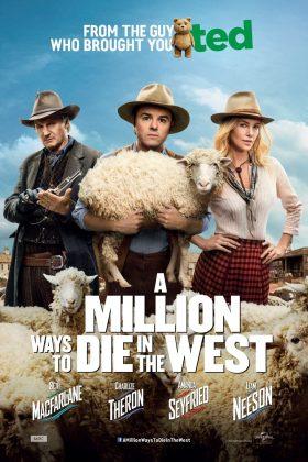 ดูหนัง A Million Ways to Die in the West (2014) สะเหล่อไม่แอ๊บ แสบได้โล่ห์ ดูหนังออนไลน์ฟรี ดูหนังฟรี ดูหนังใหม่ชนโรง หนังใหม่ล่าสุด หนังแอคชั่น หนังผจญภัย หนังแอนนิเมชั่น หนัง HD ได้ที่ movie24x.com