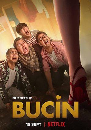 ดูหนัง Bucin (2020) เปลี่ยนลายนายหงอ ดูหนังออนไลน์ฟรี ดูหนังฟรี ดูหนังใหม่ชนโรง หนังใหม่ล่าสุด หนังแอคชั่น หนังผจญภัย หนังแอนนิเมชั่น หนัง HD ได้ที่ movie24x.com