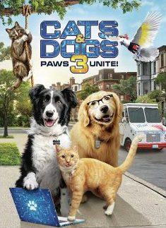ดูหนัง Cats & Dogs 3 Paws Unite (2020) สงครามพยัคฆ์ร้ายขนปุย ภาค 3 ดูหนังออนไลน์ฟรี ดูหนังฟรี HD ชัด ดูหนังใหม่ชนโรง หนังใหม่ล่าสุด เต็มเรื่อง มาสเตอร์ พากย์ไทย ซาวด์แทร็ก ซับไทย หนังซูม หนังแอคชั่น หนังผจญภัย หนังแอนนิเมชั่น หนัง HD ได้ที่ movie24x.com