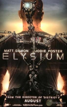 ดูหนัง Elysium (2013) เอลิเซียม ปฏิบัติการยึดดาวอนาคต ดูหนังออนไลน์ฟรี ดูหนังฟรี ดูหนังใหม่ชนโรง หนังใหม่ล่าสุด หนังแอคชั่น หนังผจญภัย หนังแอนนิเมชั่น หนัง HD ได้ที่ movie24x.com