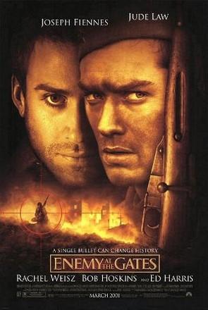 ดูหนัง Enemy at the Gates (2001) กระสุนสังหารพลิกโลก ดูหนังออนไลน์ฟรี ดูหนังฟรี ดูหนังใหม่ชนโรง หนังใหม่ล่าสุด หนังแอคชั่น หนังผจญภัย หนังแอนนิเมชั่น หนัง HD ได้ที่ movie24x.com