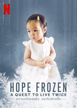 ดูหนัง Hope Frozen: A Quest To Live Twice (2020) ความหวังแช่แข็ง ขอเกิดอีกครั้ง ดูหนังออนไลน์ฟรี ดูหนังฟรี ดูหนังใหม่ชนโรง หนังใหม่ล่าสุด หนังแอคชั่น หนังผจญภัย หนังแอนนิเมชั่น หนัง HD ได้ที่ movie24x.com