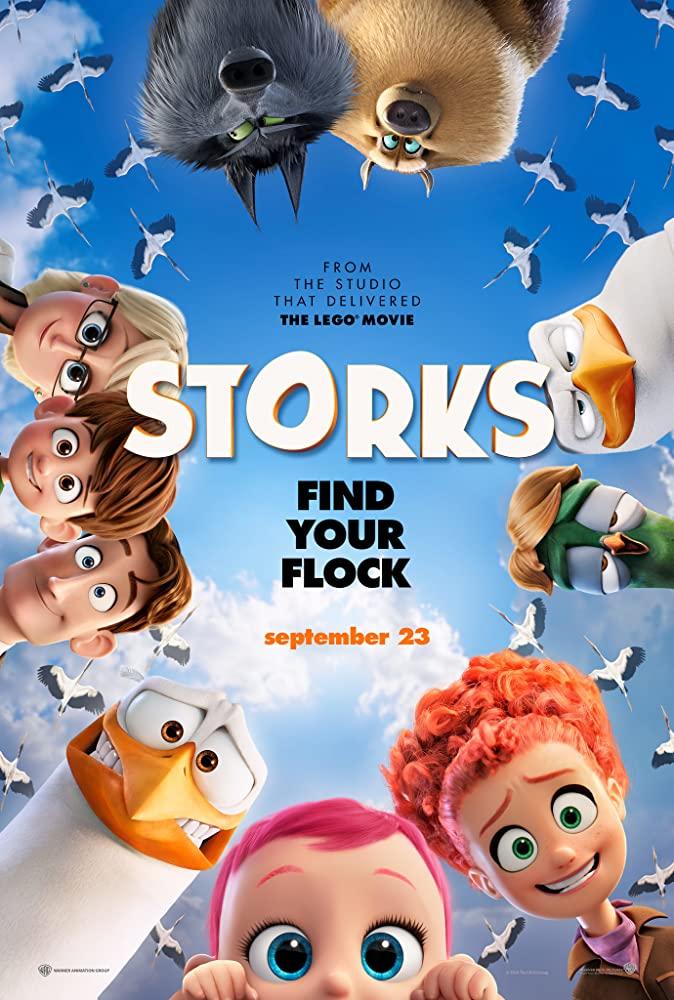 ดูหนัง Storks (2016) บริการนกกระสาเบบี๋เดลิเวอรี่ ดูหนังออนไลน์ฟรี ดูหนังฟรี ดูหนังใหม่ชนโรง หนังใหม่ล่าสุด หนังแอคชั่น หนังผจญภัย หนังแอนนิเมชั่น หนัง HD ได้ที่ movie24x.com