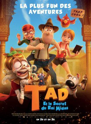 ดูหนัง Tad The Lost Explorer and The Secret of King Midas (2017) ฮีโร่จำเป็นผจญภัยสุดขอบฟ้า 2 ดูหนังออนไลน์ฟรี ดูหนังฟรี ดูหนังใหม่ชนโรง หนังใหม่ล่าสุด หนังแอคชั่น หนังผจญภัย หนังแอนนิเมชั่น หนัง HD ได้ที่ movie24x.com