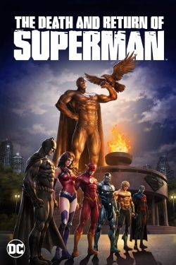ดูหนัง The Death and Return of Superman (2019) ความตายและการกลับมาของซูเปอร์แมน ดูหนังออนไลน์ฟรี ดูหนังฟรี HD ชัด ดูหนังใหม่ชนโรง หนังใหม่ล่าสุด เต็มเรื่อง มาสเตอร์ พากย์ไทย ซาวด์แทร็ก ซับไทย หนังซูม หนังแอคชั่น หนังผจญภัย หนังแอนนิเมชั่น หนัง HD ได้ที่ movie24x.com