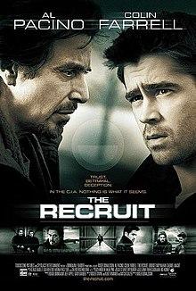 ดูหนัง The Recruit (2003) พลิกแผนโฉด หักโคตรจารชน ดูหนังออนไลน์ฟรี ดูหนังฟรี ดูหนังใหม่ชนโรง หนังใหม่ล่าสุด หนังแอคชั่น หนังผจญภัย หนังแอนนิเมชั่น หนัง HD ได้ที่ movie24x.com