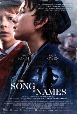 ดูหนัง The Song of Names (2019) บทเพลงผู้สาบสูญ ดูหนังออนไลน์ฟรี ดูหนังฟรี ดูหนังใหม่ชนโรง หนังใหม่ล่าสุด หนังแอคชั่น หนังผจญภัย หนังแอนนิเมชั่น หนัง HD ได้ที่ movie24x.com