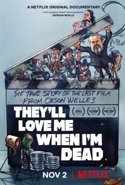 ดูหนัง They'll Love Me When I'm Dead (2018) ดูหนังออนไลน์ฟรี ดูหนังฟรี ดูหนังใหม่ชนโรง หนังใหม่ล่าสุด หนังแอคชั่น หนังผจญภัย หนังแอนนิเมชั่น หนัง HD ได้ที่ movie24x.com