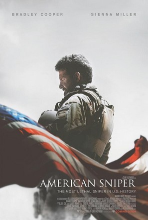ดูหนัง American Sniper (2014) อเมริกัน สไนเปอร์ ดูหนังออนไลน์ฟรี ดูหนังฟรี ดูหนังใหม่ชนโรง หนังใหม่ล่าสุด หนังแอคชั่น หนังผจญภัย หนังแอนนิเมชั่น หนัง HD ได้ที่ movie24x.com