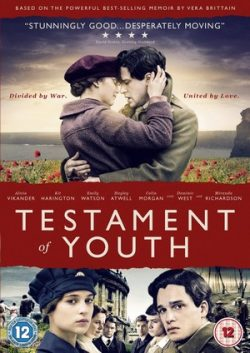 ดูหนัง Testament of Youth (2014) พรากรัก ไฟสงคราม ดูหนังออนไลน์ฟรี ดูหนังฟรี ดูหนังใหม่ชนโรง หนังใหม่ล่าสุด หนังแอคชั่น หนังผจญภัย หนังแอนนิเมชั่น หนัง HD ได้ที่ movie24x.com