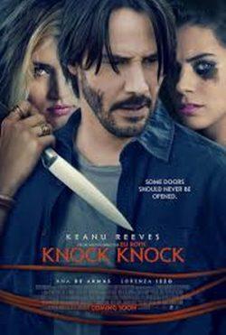 ดูหนัง Knock Knock (2015) ล่อมาเชือด ดูหนังออนไลน์ฟรี ดูหนังฟรี ดูหนังใหม่ชนโรง หนังใหม่ล่าสุด หนังแอคชั่น หนังผจญภัย หนังแอนนิเมชั่น หนัง HD ได้ที่ movie24x.com