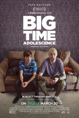 ดูหนัง Big Time Adolescence (2019) ดูหนังออนไลน์ฟรี ดูหนังฟรี ดูหนังใหม่ชนโรง หนังใหม่ล่าสุด หนังแอคชั่น หนังผจญภัย หนังแอนนิเมชั่น หนัง HD ได้ที่ movie24x.com