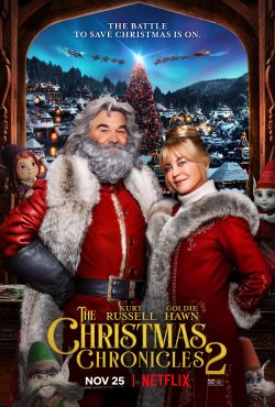 ดูหนัง The Christmas Chronicles: Part Two (2020) ผจญภัยพิทักษ์คริสต์มาส 2 ดูหนังออนไลน์ฟรี ดูหนังฟรี ดูหนังใหม่ชนโรง หนังใหม่ล่าสุด หนังแอคชั่น หนังผจญภัย หนังแอนนิเมชั่น หนัง HD ได้ที่ movie24x.com