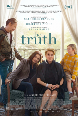 ดูหนัง The Truth (2019) ครอบครัวตัวดี ดูหนังออนไลน์ฟรี ดูหนังฟรี ดูหนังใหม่ชนโรง หนังใหม่ล่าสุด หนังแอคชั่น หนังผจญภัย หนังแอนนิเมชั่น หนัง HD ได้ที่ movie24x.com