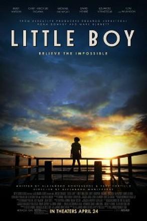 ดูหนัง Little Boy (2015) มหัศจรรย์ พลังฝันบันลือโลก ดูหนังออนไลน์ฟรี ดูหนังฟรี ดูหนังใหม่ชนโรง หนังใหม่ล่าสุด หนังแอคชั่น หนังผจญภัย หนังแอนนิเมชั่น หนัง HD ได้ที่ movie24x.com