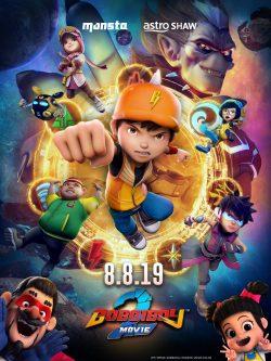 ดูหนัง BoBoiBoy Movie 2 (2019) โบบอยบอย เดอะ มูฟวี่ 2 ดูหนังออนไลน์ฟรี ดูหนังฟรี HD ชัด ดูหนังใหม่ชนโรง หนังใหม่ล่าสุด เต็มเรื่อง มาสเตอร์ พากย์ไทย ซาวด์แทร็ก ซับไทย หนังซูม หนังแอคชั่น หนังผจญภัย หนังแอนนิเมชั่น หนัง HD ได้ที่ movie24x.com
