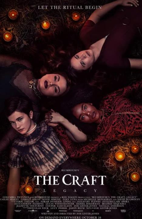 ดูหนัง The Craft: Legacy (2020) วัยร้าย ร่ายเวทย์ ดูหนังออนไลน์ฟรี ดูหนังฟรี ดูหนังใหม่ชนโรง หนังใหม่ล่าสุด หนังแอคชั่น หนังผจญภัย หนังแอนนิเมชั่น หนัง HD ได้ที่ movie24x.com