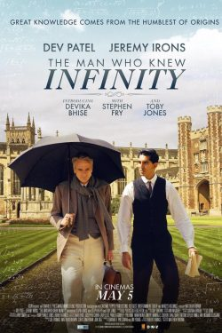 ดูหนัง The Man Who Knew Infinity (2015) อัจฉริยะโลกไม่รัก ดูหนังออนไลน์ฟรี ดูหนังฟรี HD ชัด ดูหนังใหม่ชนโรง หนังใหม่ล่าสุด เต็มเรื่อง มาสเตอร์ พากย์ไทย ซาวด์แทร็ก ซับไทย หนังซูม หนังแอคชั่น หนังผจญภัย หนังแอนนิเมชั่น หนัง HD ได้ที่ movie24x.com