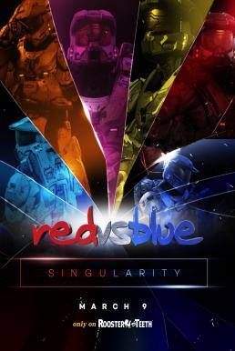 ดูหนัง Red vs. Blue Singularity (2019) แดงกับน้ำเงิน ขบวนการกู้โลก ดูหนังออนไลน์ฟรี ดูหนังฟรี ดูหนังใหม่ชนโรง หนังใหม่ล่าสุด หนังแอคชั่น หนังผจญภัย หนังแอนนิเมชั่น หนัง HD ได้ที่ movie24x.com