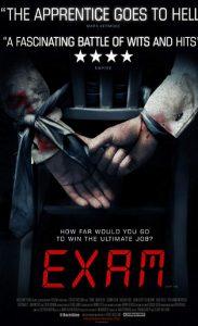 ดูหนัง Exam (2009) เกมส์ฆาตกรโหด ดูหนังออนไลน์ฟรี ดูหนังฟรี ดูหนังใหม่ชนโรง หนังใหม่ล่าสุด หนังแอคชั่น หนังผจญภัย หนังแอนนิเมชั่น หนัง HD ได้ที่ movie24x.com