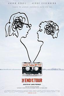 ดูหนัง The End of the Tour (2015) ติดตามชีวิตของนักเขียนเดวิด ฟอสเตอร์ ดูหนังออนไลน์ฟรี ดูหนังฟรี ดูหนังใหม่ชนโรง หนังใหม่ล่าสุด หนังแอคชั่น หนังผจญภัย หนังแอนนิเมชั่น หนัง HD ได้ที่ movie24x.com