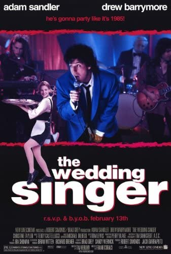 ดูหนัง The Wedding Singer (1998) แต่งงานเฮอะ…เจอะผมแล้ว ดูหนังออนไลน์ฟรี ดูหนังฟรี ดูหนังใหม่ชนโรง หนังใหม่ล่าสุด หนังแอคชั่น หนังผจญภัย หนังแอนนิเมชั่น หนัง HD ได้ที่ movie24x.com