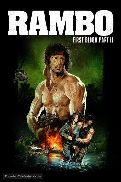 ดูหนัง Rambo 2 First Blood (1985) แรมโบ้ นักรบเดนตาย ภาค 2 ดูหนังออนไลน์ฟรี ดูหนังฟรี ดูหนังใหม่ชนโรง หนังใหม่ล่าสุด หนังแอคชั่น หนังผจญภัย หนังแอนนิเมชั่น หนัง HD ได้ที่ movie24x.com