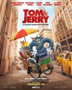ดูหนัง Tom & Jerry (2021) ทอม แอนด์ เจอร์ รี่ ดูหนังออนไลน์ฟรี ดูหนังฟรี ดูหนังใหม่ชนโรง หนังใหม่ล่าสุด หนังแอคชั่น หนังผจญภัย หนังแอนนิเมชั่น หนัง HD ได้ที่ movie24x.com