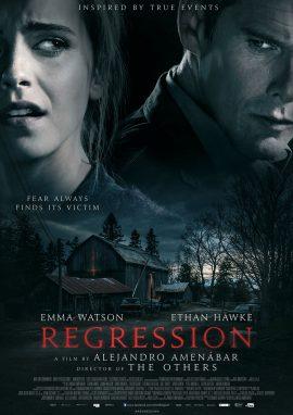 ดูหนัง Regression (2015) รีเกรสชั่น สัมผัสผวา ดูหนังออนไลน์ฟรี ดูหนังฟรี ดูหนังใหม่ชนโรง หนังใหม่ล่าสุด หนังแอคชั่น หนังผจญภัย หนังแอนนิเมชั่น หนัง HD ได้ที่ movie24x.com
