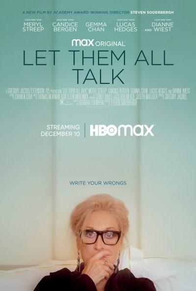 ดูหนัง Let-Them-All-Talk-2020 ดูหนังออนไลน์ฟรี ดูหนังฟรี HD ชัด ดูหนังใหม่ชนโรง หนังใหม่ล่าสุด เต็มเรื่อง มาสเตอร์ พากย์ไทย ซาวด์แทร็ก ซับไทย หนังซูม หนังแอคชั่น หนังผจญภัย หนังแอนนิเมชั่น หนัง HD ได้ที่ movie24x.com