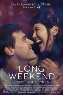 ดูหนัง Long Weekend (2021) ดูหนังออนไลน์ฟรี ดูหนังฟรี ดูหนังใหม่ชนโรง หนังใหม่ล่าสุด หนังแอคชั่น หนังผจญภัย หนังแอนนิเมชั่น หนัง HD ได้ที่ movie24x.com