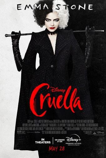 ดูหนัง Cruella (2021) ครูเอลล่า ดูหนังออนไลน์ฟรี ดูหนังฟรี ดูหนังใหม่ชนโรง หนังใหม่ล่าสุด หนังแอคชั่น หนังผจญภัย หนังแอนนิเมชั่น หนัง HD ได้ที่ movie24x.com